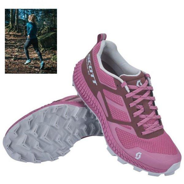 Scott - Supertrac 2.0 Damen Trailrunning Jogging Schuhe, purple