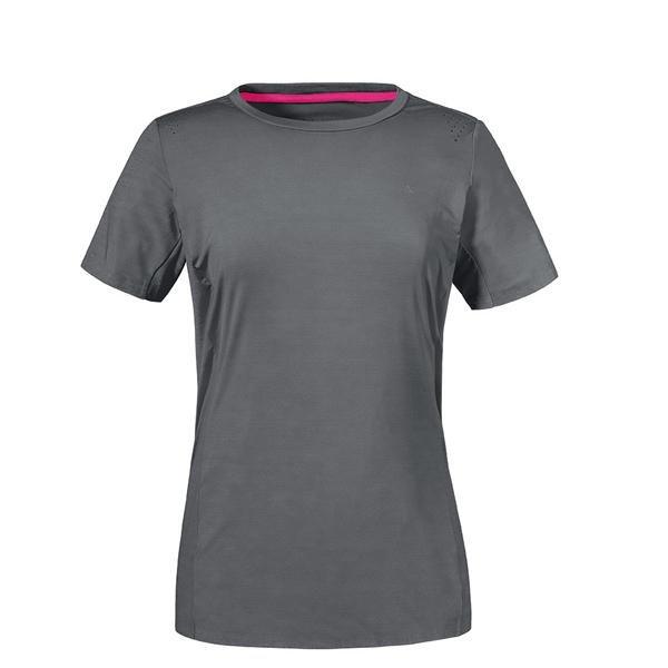 Schöffel - Kashgar - Damen Sport T-Shirt - grau
