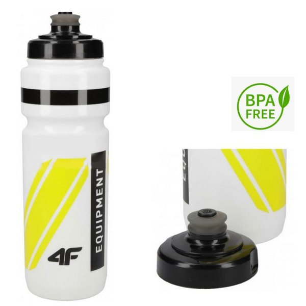 4F - Equipment Flask - Trinkflasche 750 ml - BPA Free - Made in EU