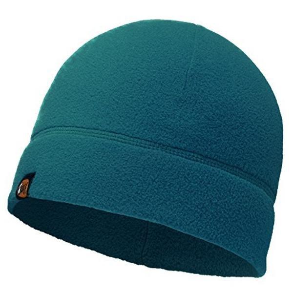 Buff - Polar Fleece - leichte Mütze - türkis