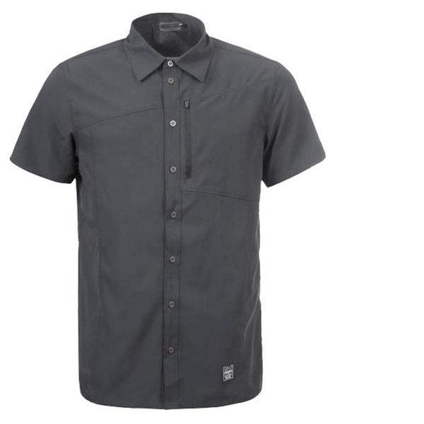 ICEPEAK - SONNY - Herren A.W.S. Extreme Outdoor Hemd - schwarz