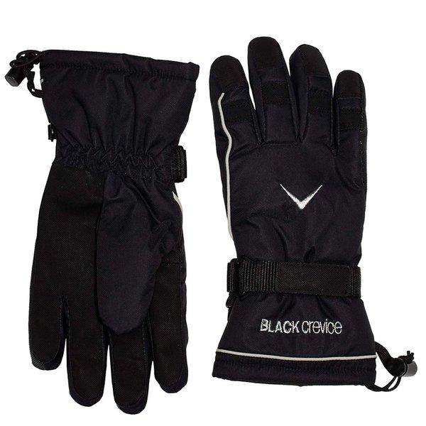 Black Crevice - Skihandschuhe - schwarz