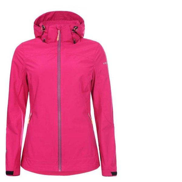 Icepeak - Damen Softshelljacke 10.000 Membranjacke - pink