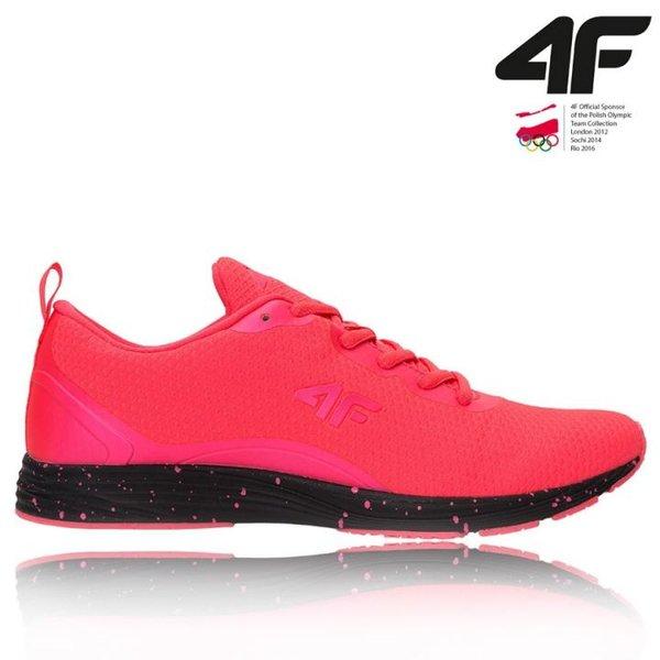 4F - Sportschuhe Fitnessschuhe Damen - OBDS301 - pink
