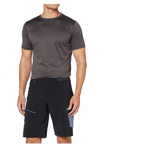 Salewa Herren Pedroc Cargo 2 DST M Shorts kurze Wanderhosen, schwarz