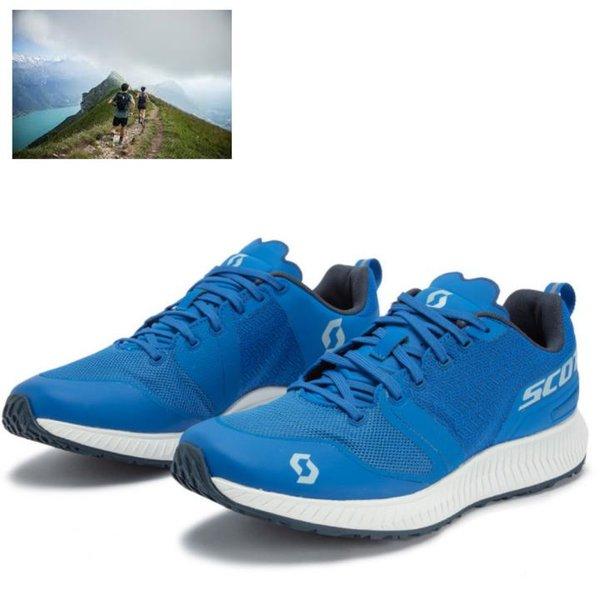 Scott - Palani 2.0 Herren Trailrunning Jogging Schuhe, blau