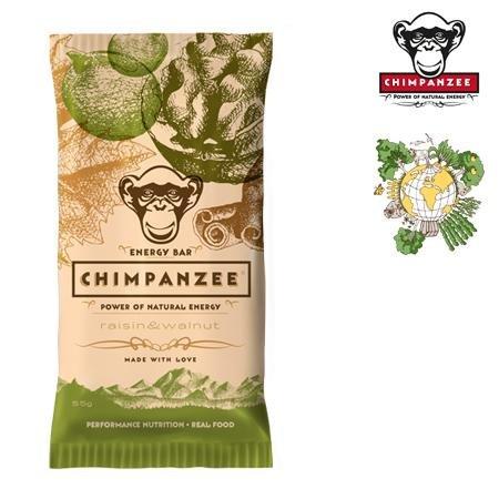 CHIMPANZEE - Energy Bar (55gr.) - Riegel - rasin&walnut
