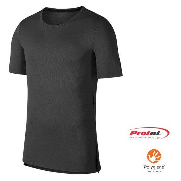 TERMO SAFE COMFORT - Herren Protal Waxman Shirt Unterhemd Funktionsfaser - schwarz
