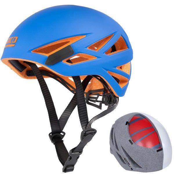 LACD - Defender RX - ultraleichter Kletterhelm - In Mold Konstruktion, blau