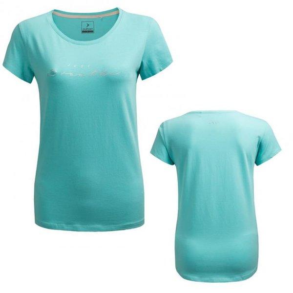 Outhorn - just Breathe - Damen T-Shirt- türkis