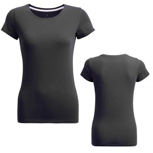 Outhorn - Dame Basic T-Shirt- schwarz