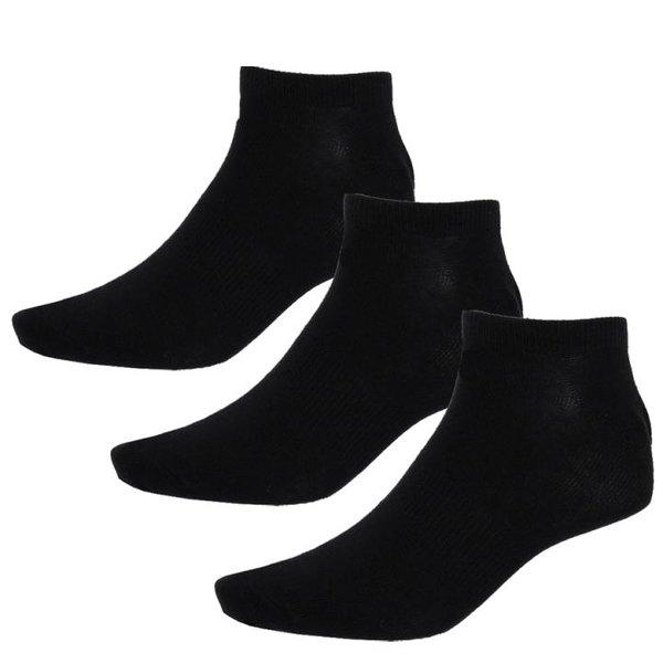 Outhorn - 3er Pack Sneakersocken - Freizeitsocken schwarz