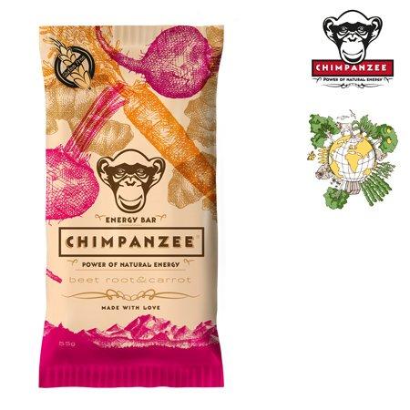 CHIMPANZEE - Energy Bar (55gr.) - Riegel - beet root&carrot