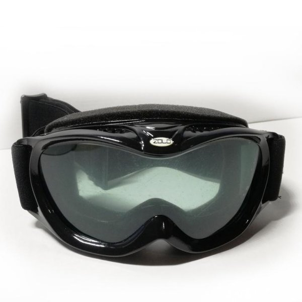 ZOLO - Kinder Skibrille Z61 Snowboardbrille - schwarz