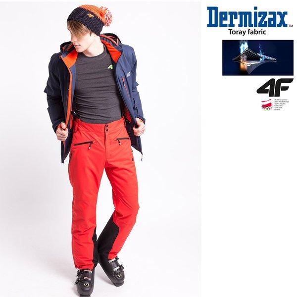 4F - Primaloft Dermizax 20 000 - Herren Skihose