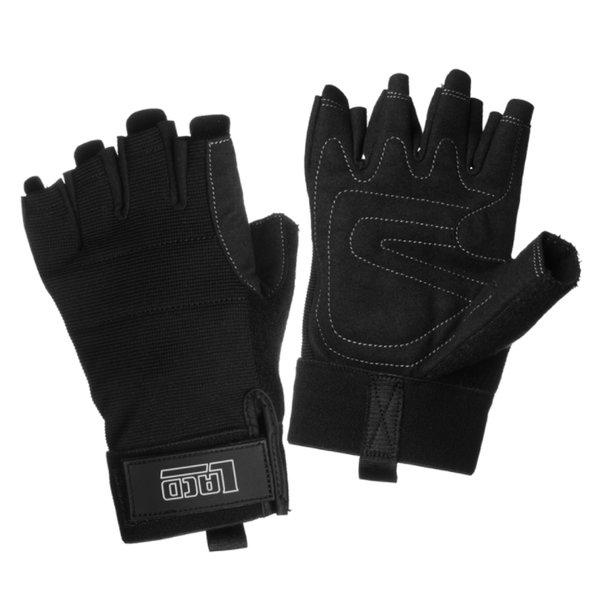 LACD - Klettersteig Handschuhe - Via Ferrata Modell Pro V2 - black
