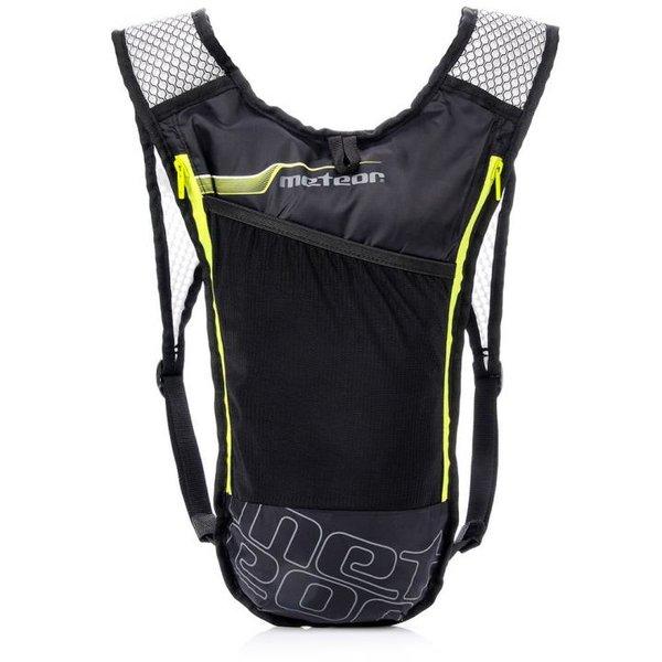 METEOR - Outdoor- Bike Rucksack Lightweight TRIVOR - schwarz