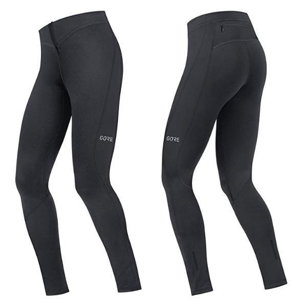 GORE WEAR R3 lange Damen Hose Sport- Jogginghose - schwarz - 38 M