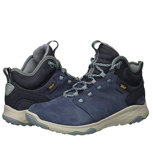 Teva Damen W Arrowood 2 Mid Wp Trekking- & Wanderschuhe - blau