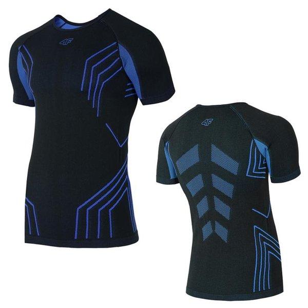 4F - Herren Fitness Sport T-Shirt 2019 - navy
