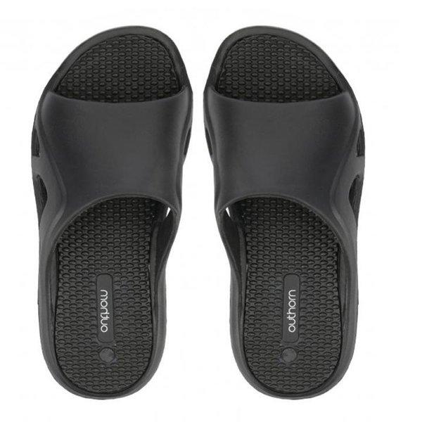 Outhorn - Pool Slippers - Badeschuhe - schwarz