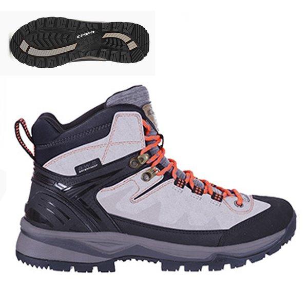 Icepeak - WYNNE MS Damen Outdoor Boots wasserdichte Winterschuhe - beige