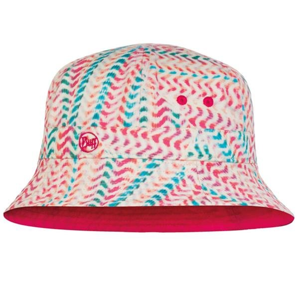 Buff - Bucket - Kinder Mütze - rosa