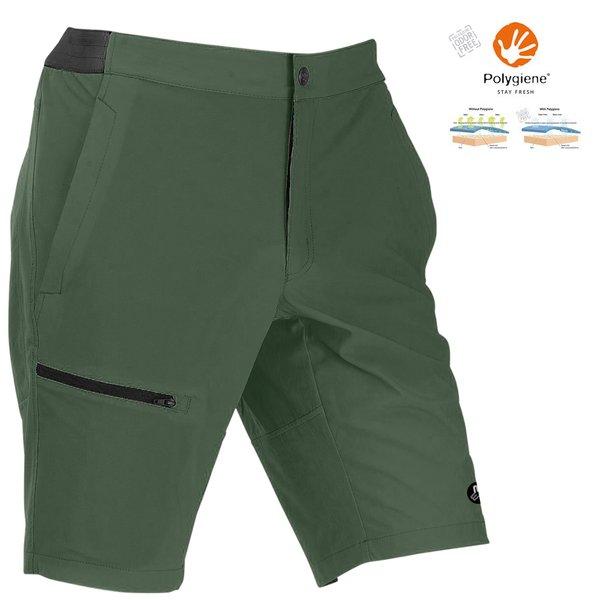 Maul - Weißhorn 2 Herren sportliche Trekkinghose - grün
