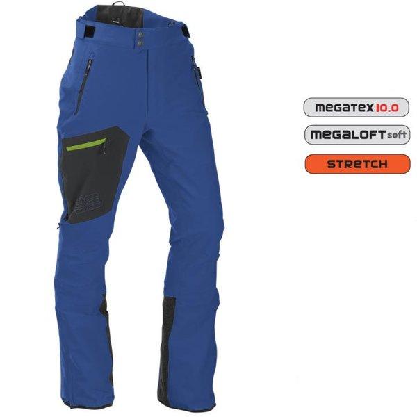 Maul - Hochseiler - Herren Skihose Megatex 10.0 - surf blau