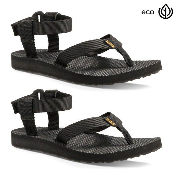 TEVA - ORIGINAL SANDALS - Sandalen, schwarz