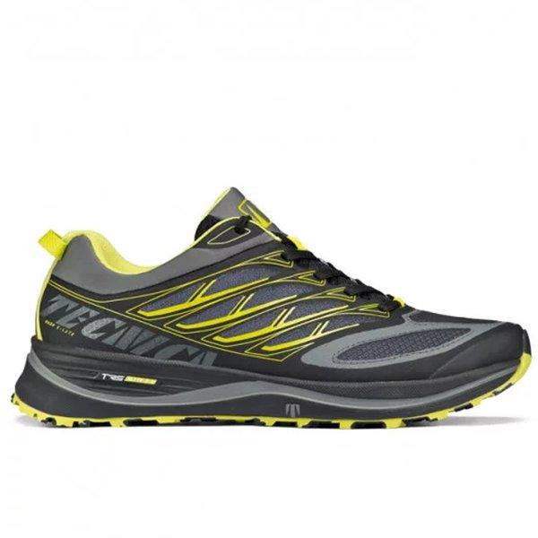 TECNICA RUSH E-LITE MS BLACK - Sportschuhe Laufschuhe Trailrunning Schuhe - schwarz