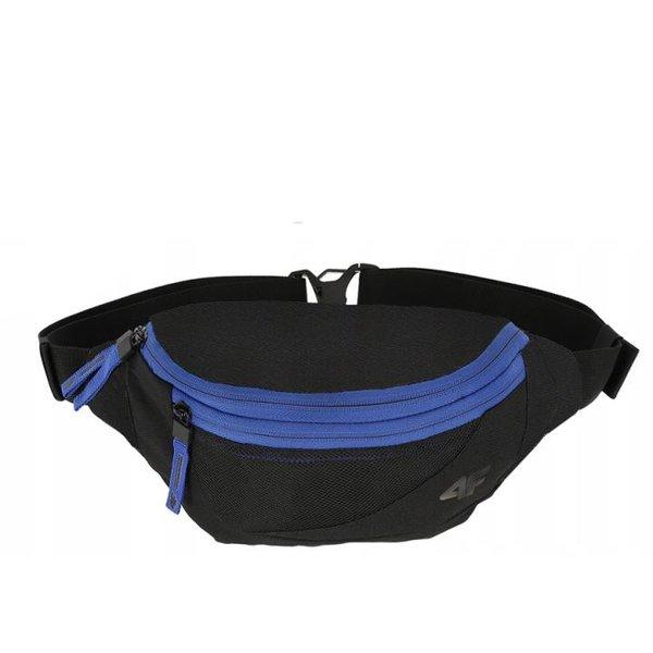 4F - Bauchtasche Joggingtasche 2019 BIG - schwarz