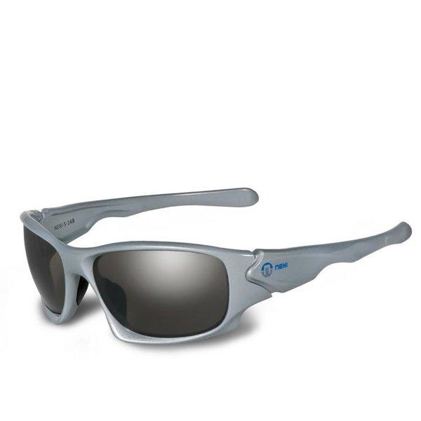 Nexi - S14 Sportbrille verspiegelt - Sonnenbrille - Grey Version