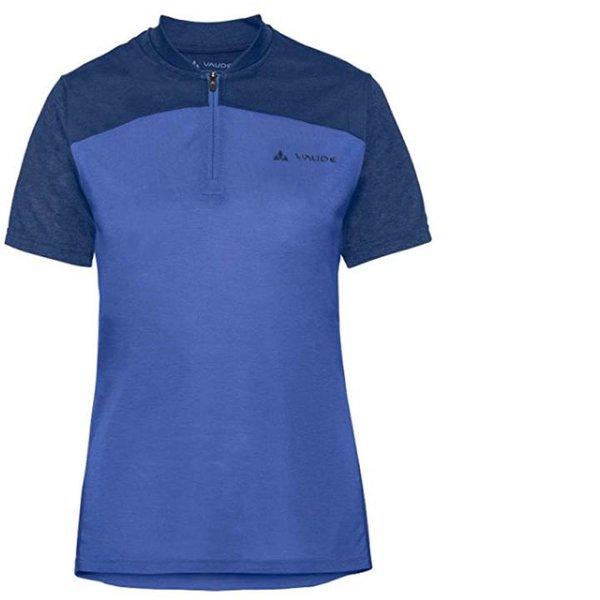 Vaude Damen Rad Shirt T-Shirt Radtrikot - sailor blue - 38 S/M
