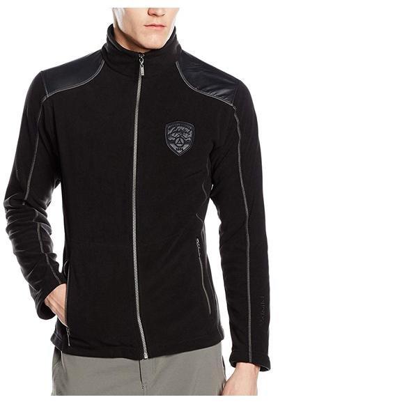 SCHÖFFEL Herren Fleecejacke Outdoor Fleece Jacke - schwarz - 48 S/M