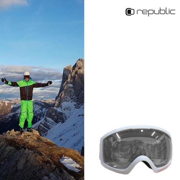 Repubic - R850 Skibrille - Herren Schneebrille