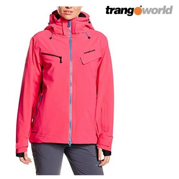 Trango World - technische Winterjacke - Skijacke FREE4MOVE - pink - S 36