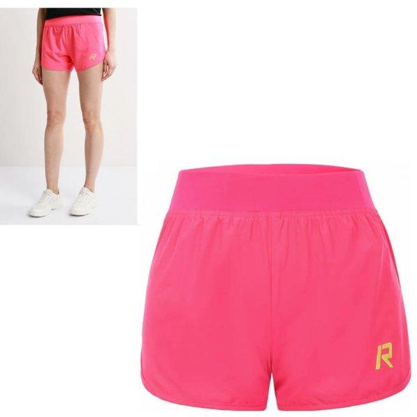 RUKKA - Damen Fitness Short MAHILA - pink