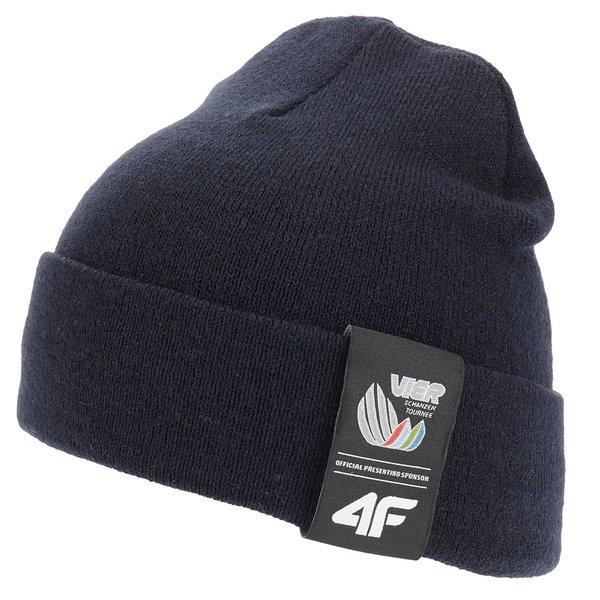 4F - Vierschanzentournee Kollektion - Wintermütze Garmisch - navy