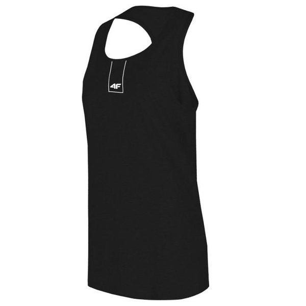 4F - ACTIVE SUMMER - Damen Fitness Tank Top - schwarz