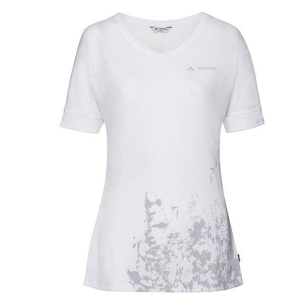 Vaude - Skomer - Damen T-Shirt - weiß