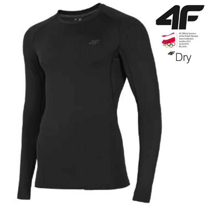 4F Fitness Shirt Langarm