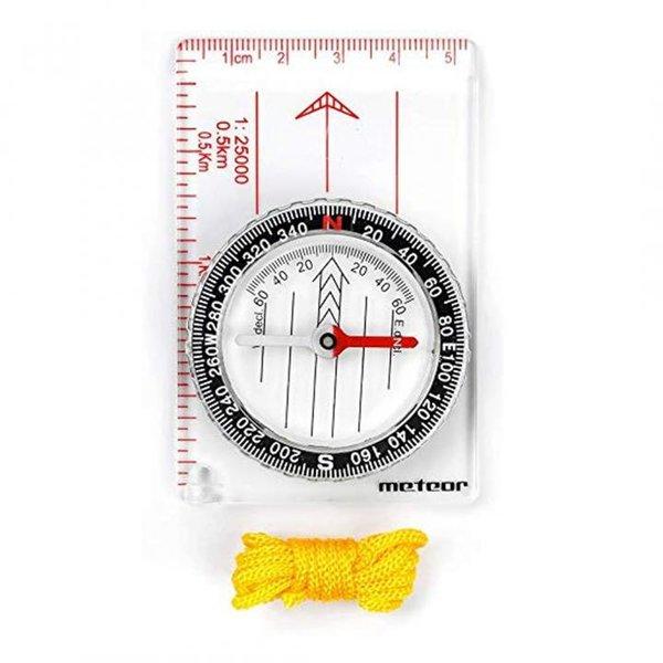 hive outdoor Meteor Kompass  Metall Orientierung Navigation Taschenkompass