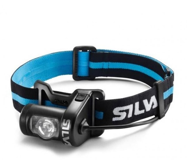 SILVA Stirnlampe Multifunctional Cross Running Fahrrad Jogging - mit AKU