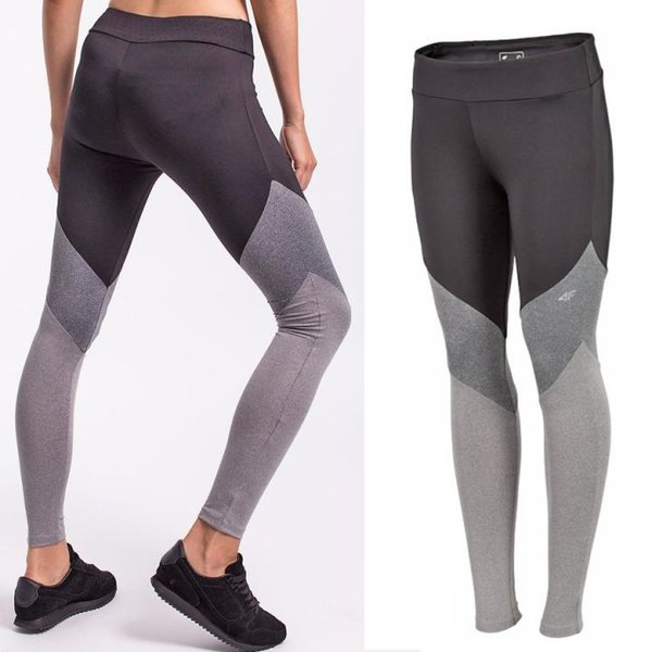 4F - Fitnesshose - Damen Leggings