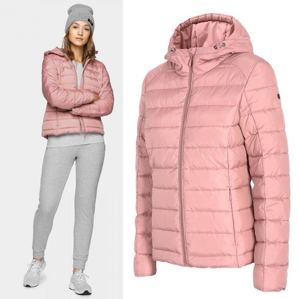 Outhorn - Damen Winter Steppjacke - rosa