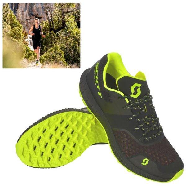 Scott - Kinabalu RC 2.0 Herren TRAIL Jogging Schuhe, schwarz