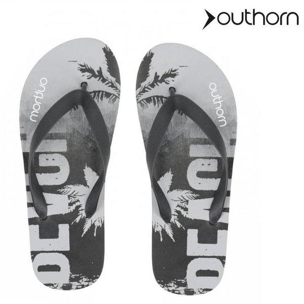 Outhorn - Beach Flip Flops - Herren Zehentrenner - schwarz
