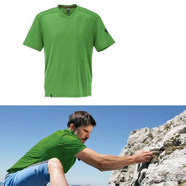 Maul - Grieskogel XT - Herren T-Shirt - grün