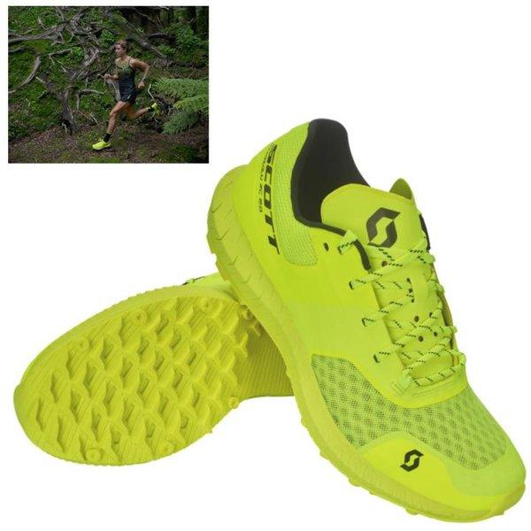 Scott - Kinabalu RC 2.0 Damen Trailrunning Jogging Schuhe, gelb